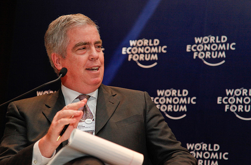 Interactive Session - Social Challenges - World Economic Forum o
