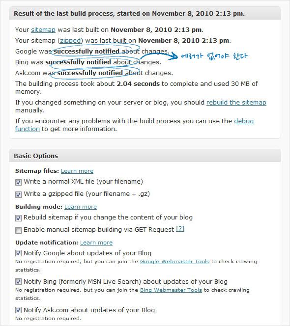 Bing Sitemap Generator: 워드프레스 베스트 플러그인 10 By 웹액츄얼리